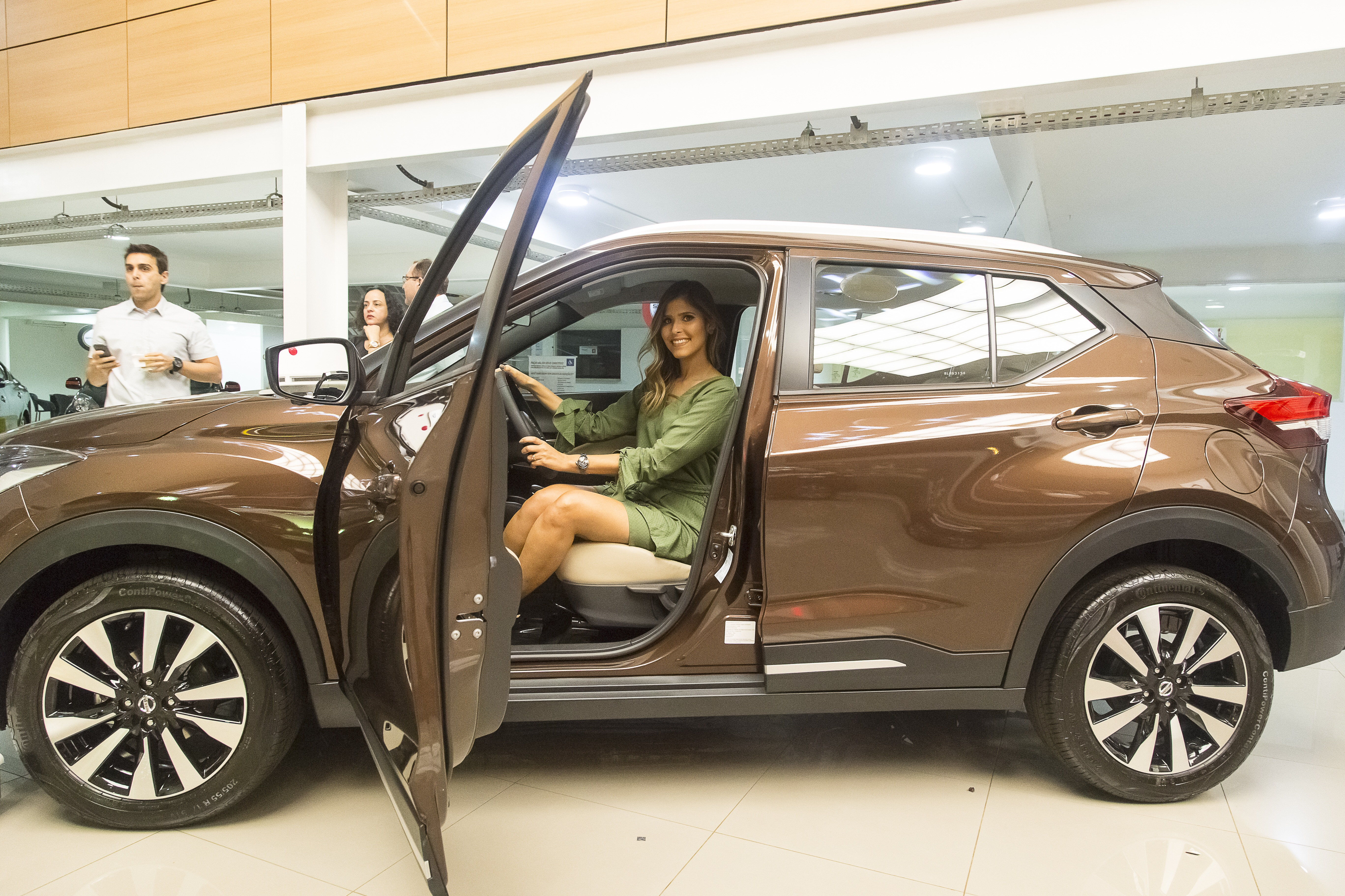 Kicks, o novo carro da Nissan – Guia das Amigas